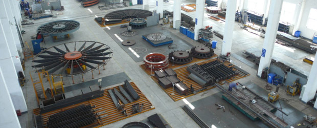 Manufacture and sale of a variety of CEM designed equipment.