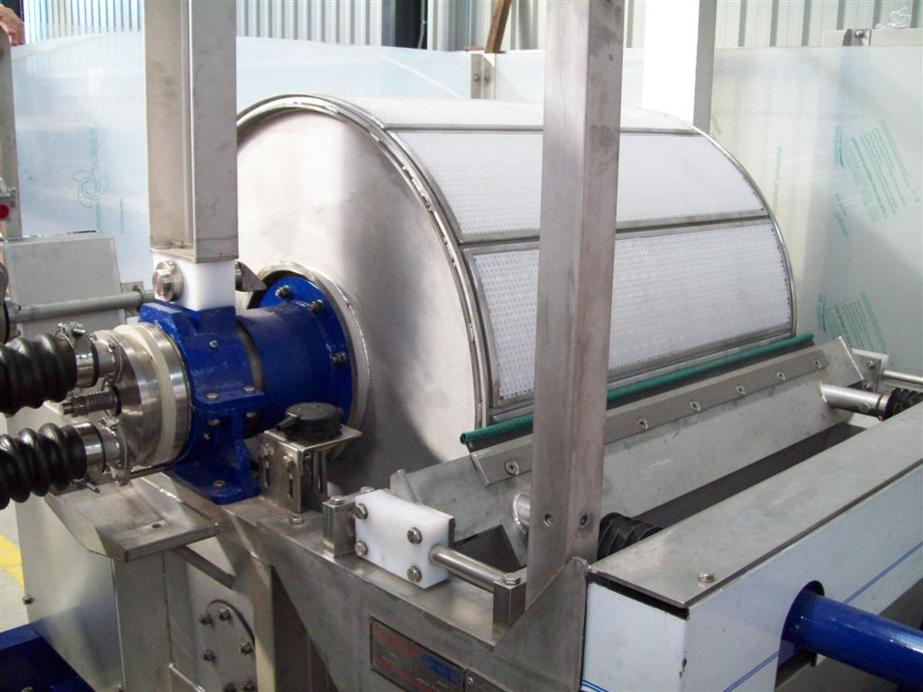 Rotary Drum Filters Cem International